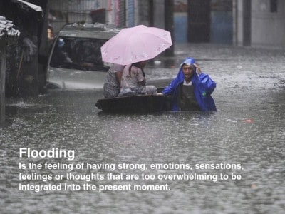 definition of flooding in trauma treatment