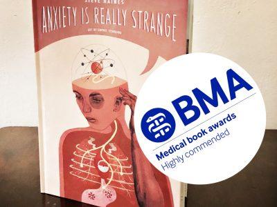 anxiety is really strange bma award